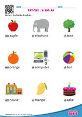 Article Worksheet4 - esl-efl Worksheets - kindergarten Worksheets ...