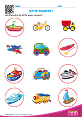 Transportation Fill In BW worksheets | Clipart | Pinterest ...