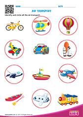 math worksheet : science water transport worksheets kindergarten : Transportation Worksheets For Kindergarten