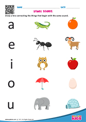 math worksheet : english vowel sounds worksheets kindergarten : Vowel Worksheets Kindergarten