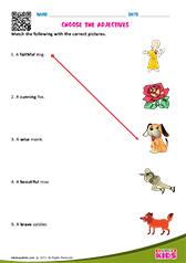 Grade 1 worksheets english