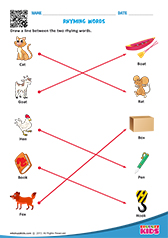 Free printable vocabulary worksheets for pre k kindergarten kindergarten browse rhyming words ibookread ePUb