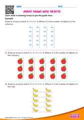Drawing Arrays
