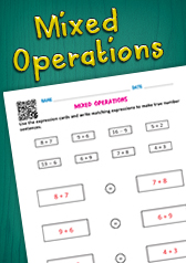 Mixed Operations