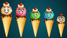 5 Ice Cream Finger Family