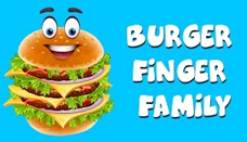 Burger Finger Family
