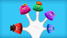 Jelly Finger Family