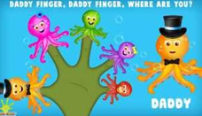 Octopus Finger Family