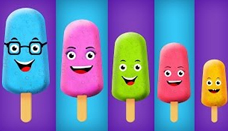 The Ice Cream Finger Family