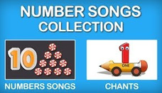 Numbers Counting to 10 Collection