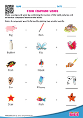 Form Compound Words