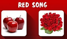 Red Color Song